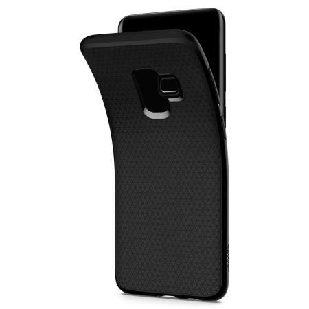 Spigen Liquid Air Samsung Galaxy S9 Case - Matte Black