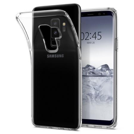 free shipping 83500 b3367 Spigen Liquid Crystal Samsung Galaxy S9 Plus Case - Clear
