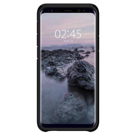 Spigen Tough Armor Samsung Galaxy S9 Case - Gunmetal