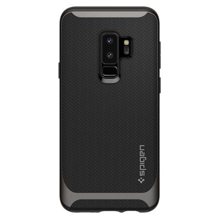 on sale 47642 5d862 Spigen Neo Hybrid Samsung Galaxy S9 Plus Case - Gunmetal