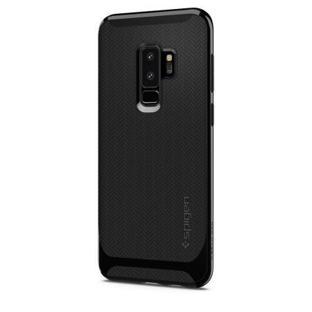 Spigen Neo Hybrid Samsung Galaxy S9 Plus Case - Shiny Black