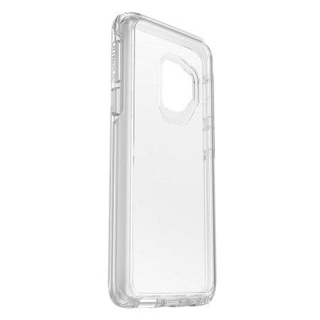 OtterBox Symmetry Clear Samsung Galaxy S9 Case - Clear
