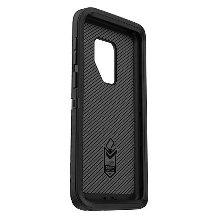 size 40 1d78c 1fe81 OtterBox Defender Screenless Samsung Galaxy S9 Plus Case - Black