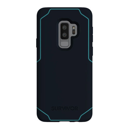 info for 3f701 9bc85 Griffin Survivor Strong Samsung Galaxy S9 Plus Case - Blue Tint
