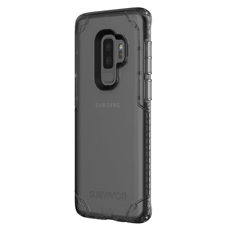 new product 4e520 5a145 Griffin Survivor Strong Samsung Galaxy S9 Plus Case - Clear