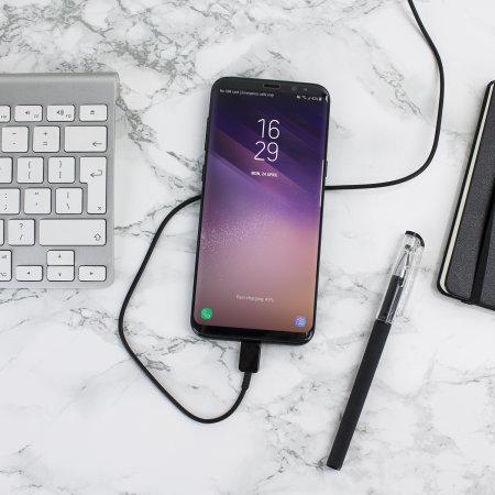 Virallinen Samsung USB-C lataus- ja synkronointikaapeli