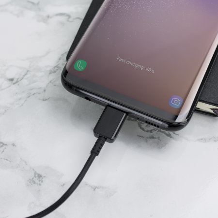 Ufficiale Samsung USB-C Caricabatterie veloce