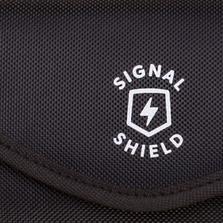 Thumbs Up Signal Shield RFID Blocking Pouch