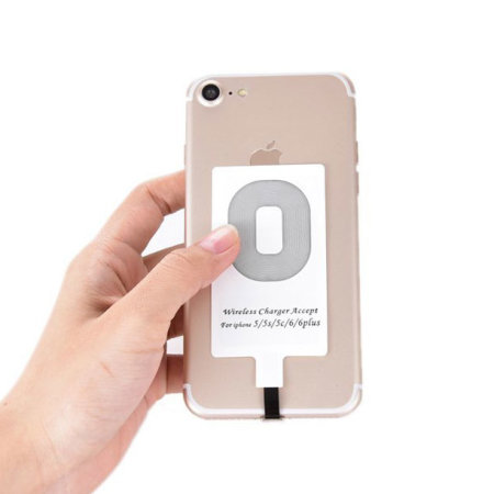 iPhone Lightning Qi Wireless Charging Adapter