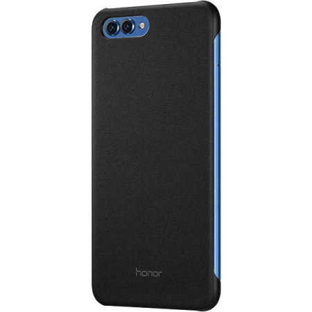 Official Huawei Honor View 10 Magnet Cover Case - Black