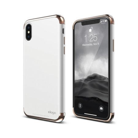 coque apple iphone x blanc