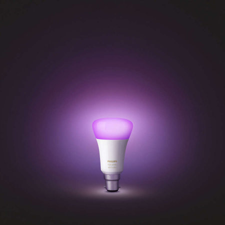 Official Philips Hue Colour and White Wireless Starter Kit B22