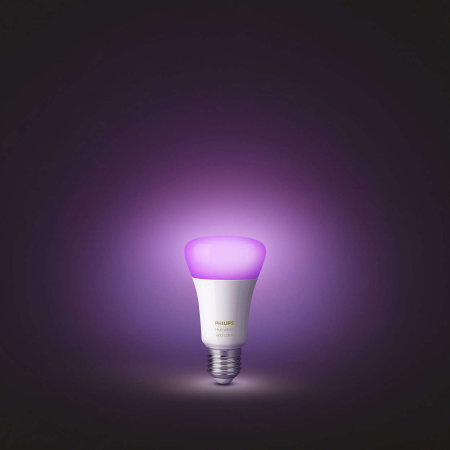 Official Philips Hue Colour and White Wireless Starter Kit E27