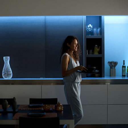 Philips Hue LightStrip Plus White and Colour LED Wireless Striplights