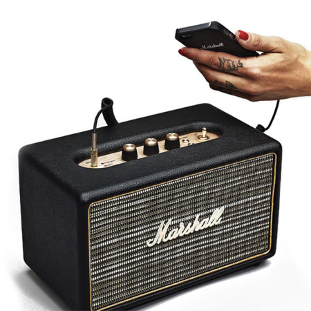 Marshall Acton Universal Bluetooth Speaker - Black