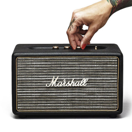 Marshall Acton Universal Bluetooth Speaker Black