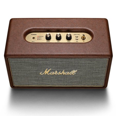 Marshall Stanmore Universal Bluetooth Speaker - Black