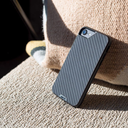 new concept 280b1 5c47f Mous Limitless 2.0 iPhone 8 / 7 / 6S Aramid Tough Case - Carbon Fibre