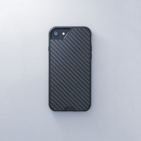 Mous Limitless 2.0 iPhone 8 / 7 / 6S Aramid Tough Case - Carbon Fibre