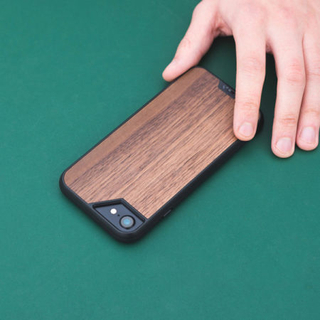 Mous Limitless 2.0 iPhone 8 / 7 / 6S Real Wood Tough Case - Walnut