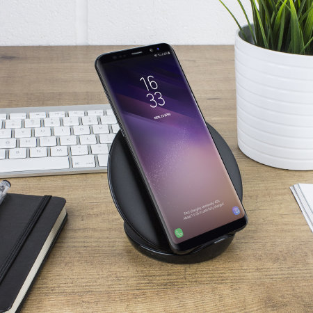 Official Samsung S9 S9 Plus Fast Wireless Charging Pad