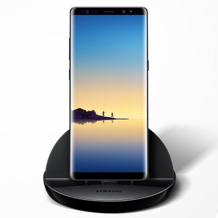 Official Samsung Galaxy S9 Plus Desktop USB-C Laddningsdock