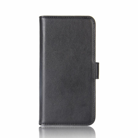 online store 42489 9db4e Google Pixel 2 Genuine Leather Wallet Case - Black