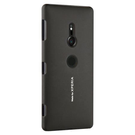 Roxfit Sony Xperia XZ2 Slim Hard Shell Case - Black
