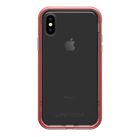 lifeproof slam iphone x slam case - lava chaser