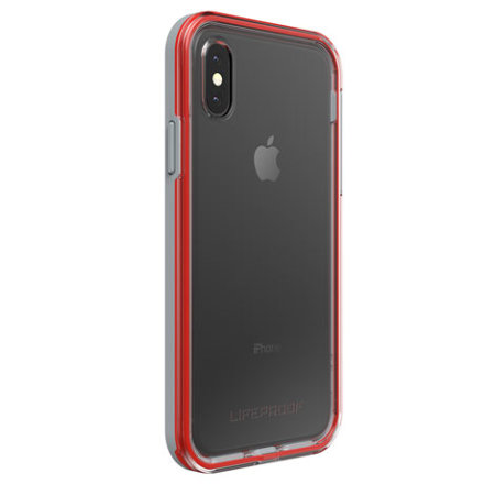 lifeproof slam iphone x slam case - lava chaser