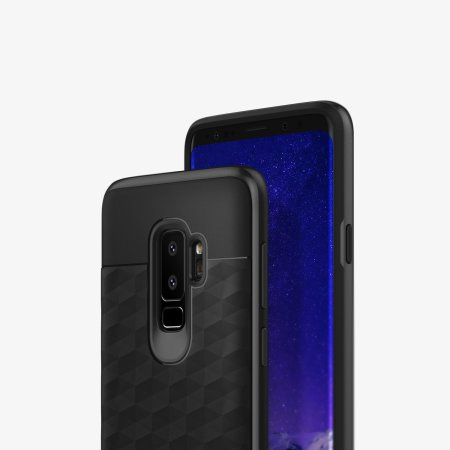 finest selection a3a09 7db98 Caseology Parallax Series Samsung Galaxy S9 Plus Case - Black