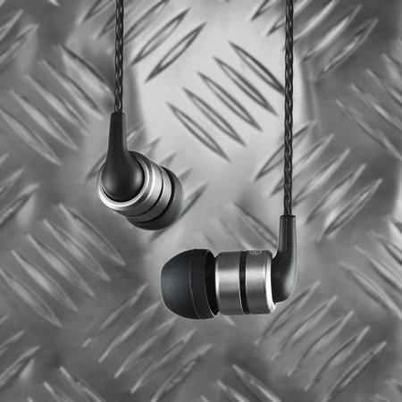 SoundMAGIC E80 In-Ear Isolating Headphones - Gun Metal