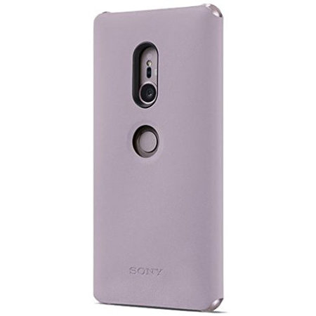 Official Sony Xperia XZ2 SCSH40 Style Cover Stand Case - Pink