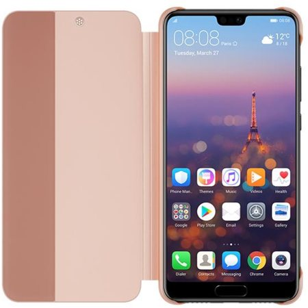 coque huawei p20 lite smart view