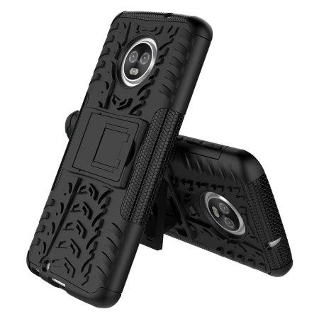 Funda Motorola Moto G6 ArmourDillo Protective - Negra