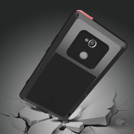 Love Mei Powerful Sony Xperia XA2 Ultra Protective Case - Black