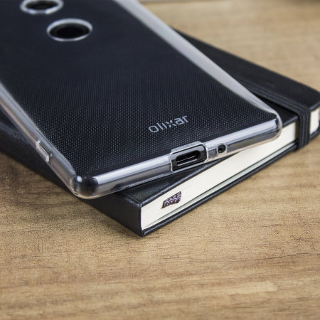 Olixar Ultra-Thin Sony Xperia XZ2 Case - 100% Clear
