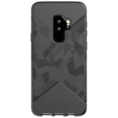 Coque Samsung Galaxy S9 Plus Tech21 Evo Tactical – Noire