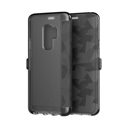 Funda Samsung Galaxy S9 Plus Tech21 Evo Wallet - Negra