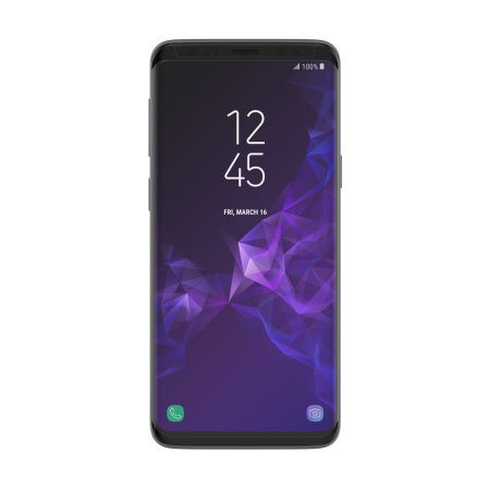 Incipio Samsung Galaxy S9 Plex Shield Edge Glass Screen Protector