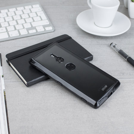 Olixar ExoShield Tough Snap-on Sony Xperia XZ2 Case - Zwart