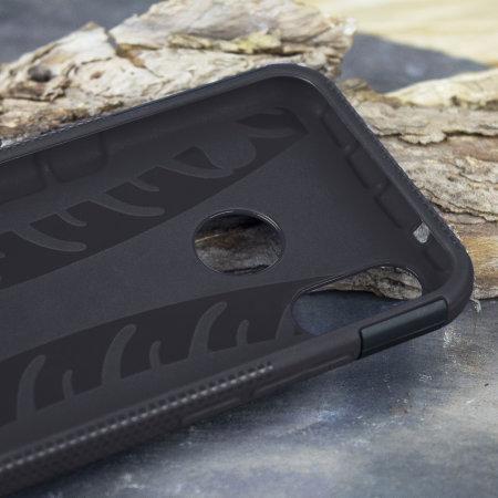 Olixar ArmourDillo Huawei P20 Lite  Protective Case - Black