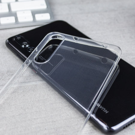 Olixar Ultra-Thin Huawei P20 Pro Case - 100% Clear