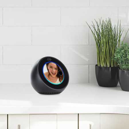 Olixar Amazon Echo Spot Camera Cover - Privacy Slide - 3 Pack