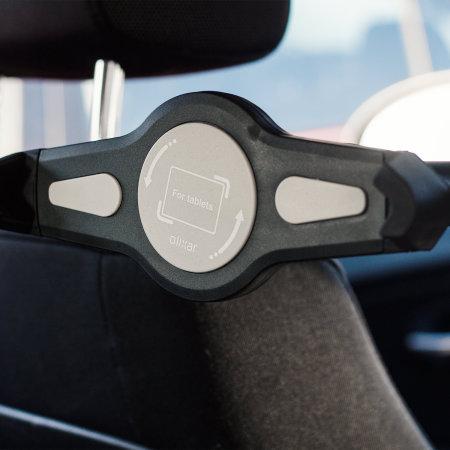 Olixar iPad Pro 10.5 Nackstödshållare för bil - Svart