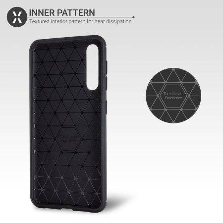 Funda Huawei P20 Pro Olixar Sentinel con protector pantalla de cristal