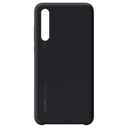 Official Huawei P20 Pro Silicone Case - Black
