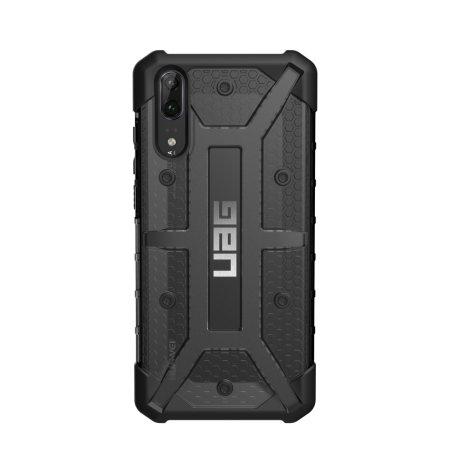 UAG Plasma Huawei P20 Protective Case - Ash / Zwart