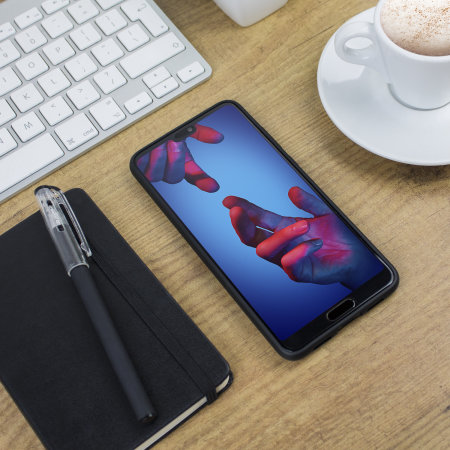 Huawei P20 Pro Gel Case - Matte Black