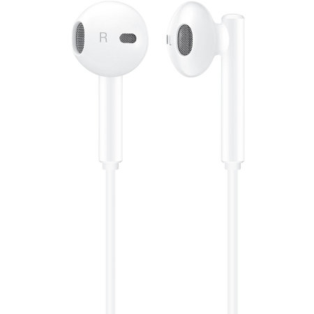 Official Huawei P20 Pro CM33 USB-C Stereo Headphones - White